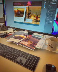 Grafikdesign am MacOS