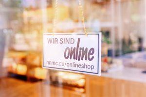 Wir erstellen und betreuen Ihren Onlineshop