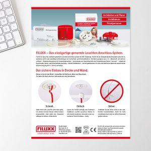 HNMC Grafikdesign Flyer