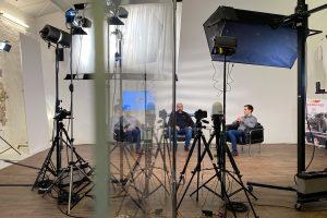 Videoproduktion bei HNMC